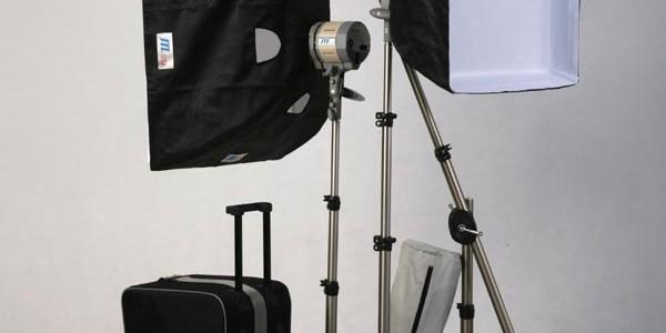 Se vende equipo de iluminación continua de estudio JTL EVERLIGHT en perfectas condiciones, con dos focos con sofbox cuadrados de 24″x24″ y girafa con sofbox rectangular de 10″x30″. 750W de […]