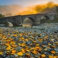 Este lunes os presentamos una fotografía realizada en Burgui, en pleno valle de Roncal, donde el otoño se manifiesta en toda su plenitud. La localidad navarra de Burgui es la […]