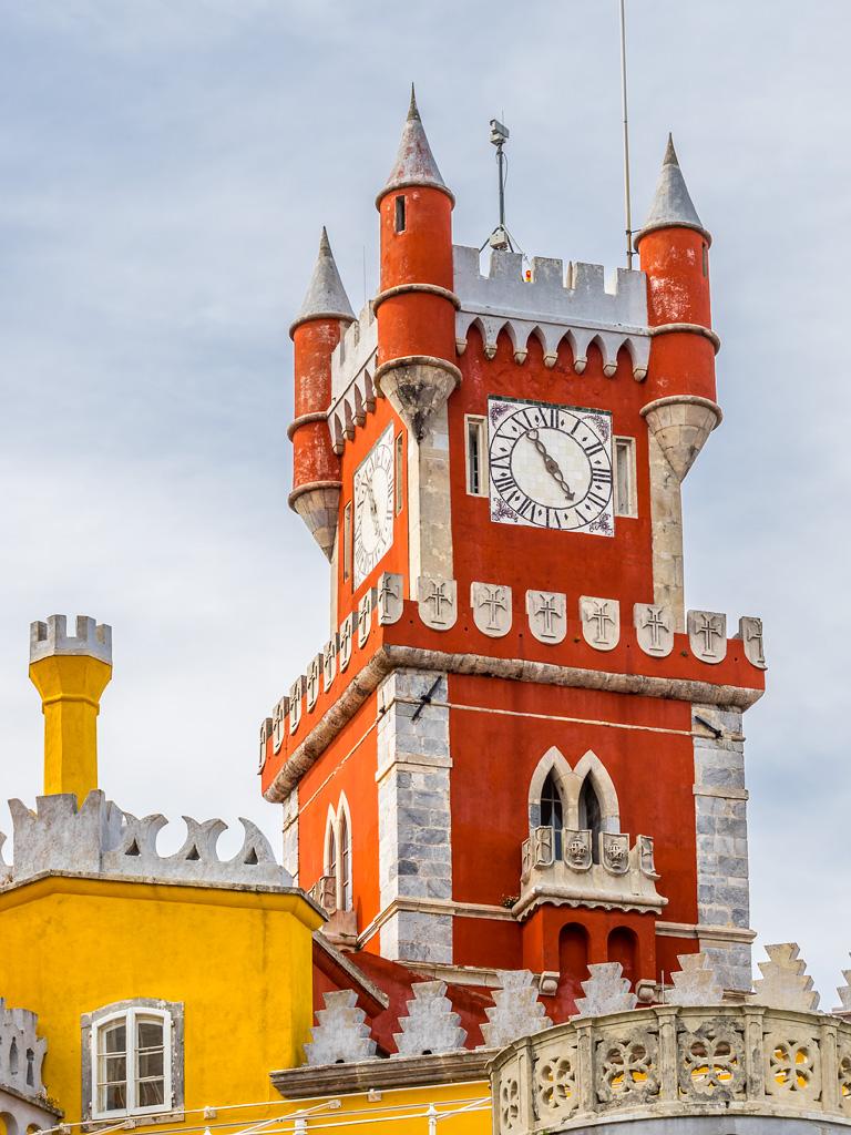 Torre, Palacio da Pena, Sintra
