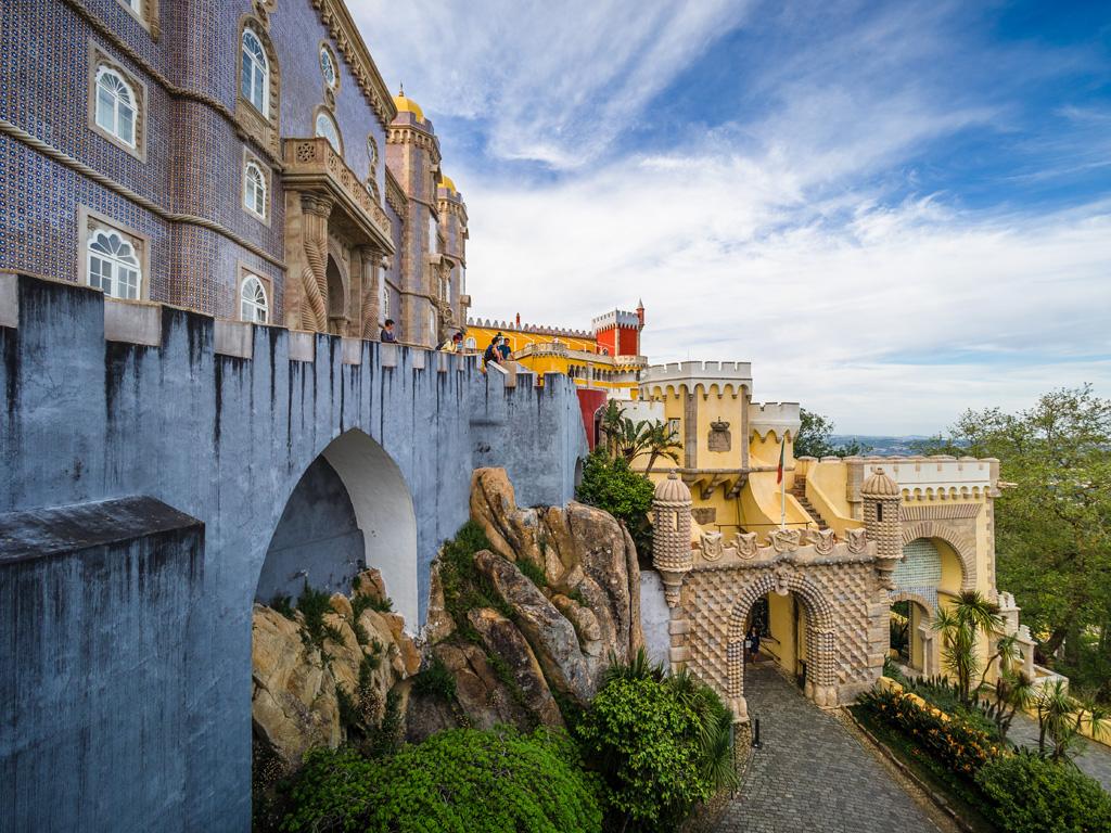 Palacio da Pena, Sintra